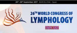 Adalipe en el 26 Congreso Mundial de Linfología