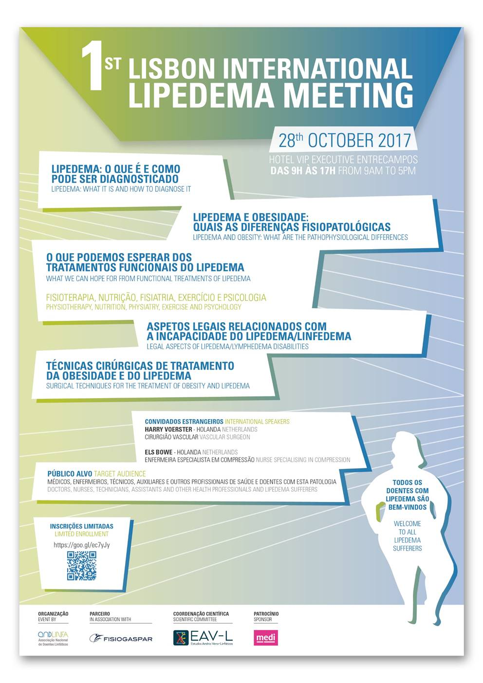 Lisbon lipedema meeting